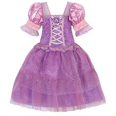 Disney Princess Rapunzel Costume for Girls