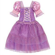 Disney Princess Rapunzel Costume for Girls