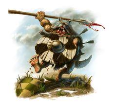 Viking Berserker Art Print by Christian Schwager | Society6