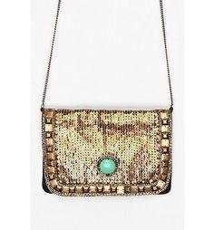 Art Deco Jeweled Clutch