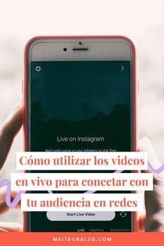 Conoce las ventajas de hacer videos en vivos para conectar de manera más efectiva con tus seguidores. Galaxy Phone, Samsung Galaxy, Videos, Instagram, Blog, Digital Marketing Strategy, Social Media Tips, Tips And Tricks, Design Web