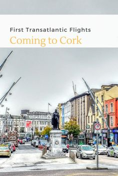 The first transatlantic flight coming to Cork Airport have been announced thanks a new license for budget airline Norwegian Air. Europe Destinations, Europe Travel Tips, Travel Articles, Italy Travel, Travel Info, Ireland Travel Guide, Ireland Vacation, Vacation Trips, Travel Around The World