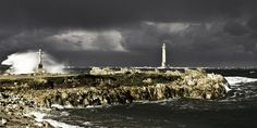 Le phare de Goury (Manche-France) by Lucien Vatynan on 500px
