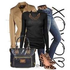 """go xox"" by norwich-ave on Polyvore"