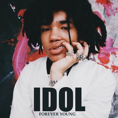 Luka Sabbat In Our Overall From Autumn - Winter 2016 Collection On The Cover Of Idol UK. Photographed by Hannah Sider, Styled by Ryan Davis.