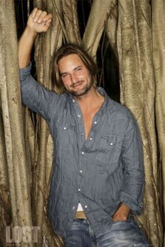 I can't lie, there's something about Sawyer (and I didn't even watch Lost)