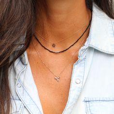 Luxury Gri-Gri bracelet/necklace (Marie-Laure Chamorel) shop it on Les trouvailles d'Elsa.fr