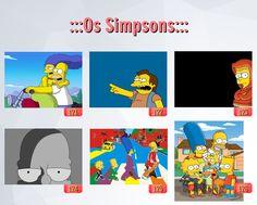 poster de filmes, poster dos simpsons, caderno dos simpsons (6)