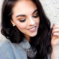 #TheBeautyBoard Makeup of the Day: Simple Everyday Smokey Eye by skwhatever. Upload your look to gallery.sephora.com for the chance to be featured! #Sephora #MOTD