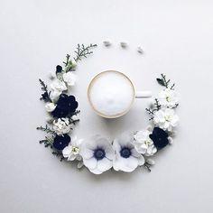 カフェラテ 花のある暮らし - Instagram(インスタグラム)の画像・動画