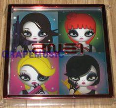 2NE1 2nd Mini Album K Pop CD Poster SEALED | eBay