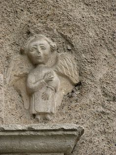 unusual little Angel Angel Sculpture, Sculpture Art, Art Rupestre, Angel Artwork, Art Roman, Angel Images, Legends And Myths, I Believe In Angels, Cemetery Art