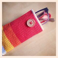 Glasses Case! #crochet #glassesCase #myshop #etsy