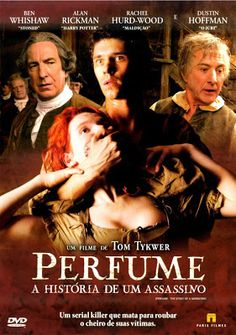 Perfume: A História de um Assassino - DVDRip Dual Áudio