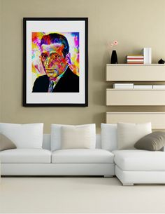 """bogart"", Numbered Edition Fine Art Print by Alessandro Pautasso - From $25.00 - Curioos"