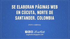 Luigi Tools: Se Elaboran Páginas Web en Cúcuta, Norte de Santan...