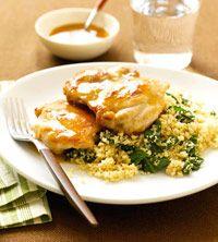 Apple Chicken & Couscous