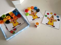Games For Kids, Activities For Kids, Busy Boxes, Circus Theme, Montessori, Kindergarten, Preschool, Alice, Diy Crafts