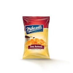 Mikesell's - Zesty Barbecue Potato Chips