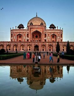 Humayun's Tomb ... New Delhi, India