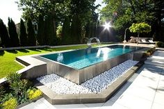Our blog looks at why you should invest in a stainless steel pool.