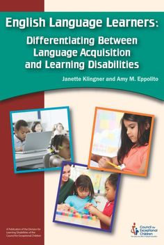 Provides the foundational information needed to determine whether language difficulties experienced by English language learners (ELLs) result from the processes and stages of learning a second language or from a learning disability (LD).
