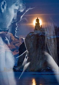 Mirrors of life: Emoções em Desalinho . Beautiful Romantic Pictures, Romantic Images, Beautiful Gif, Love Images, Double Exposure Photography, Love Photography, Creative Photography, Couples In Love, Romantic Couples