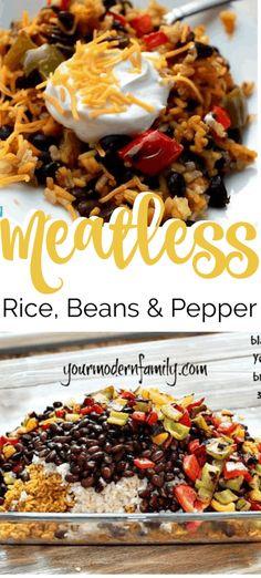 The Best meatless meal! Lent Meatless Vegetarian Vegan via 440649144790335893 Easy Vegetarian Casseroles, Vegetarian Recipes Dinner, Vegan Recipes, Cooking Recipes, Vegetarian Spaghetti, Vegan Vegetarian, Dinner Healthy, Vegetarian Recipes Kid Friendly, Veggie Meat Recipes