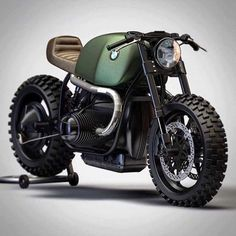 BMW Cafe racer design #motorcycles #caferacer #motos | caferacerpasion.com