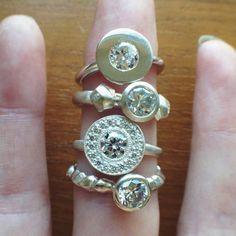 Corey Egan Engagement Rings
