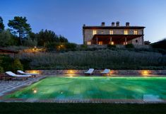 Rosewood Castiglion del Bosco in the heart of Tuscany's Brunello winemaking region where @5staralliance guests receive $100 resort credit, VIP status, and a complimentary welcome bottle of Castiglion del Bosco wine.