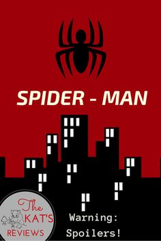 Here's my review for the 2002 Spider-Man film! First Spiderman, Sam Raimi, The Kat, Looking Back, About Me Blog, Film, Movie, Film Stock, Cinema