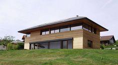 Charpenterie de l'ours : éco-constructeur haute-savoie, maison écologique Etercy, maison ossature bois 74