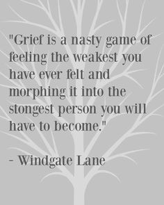 Grief/Loss of Child or Loved One