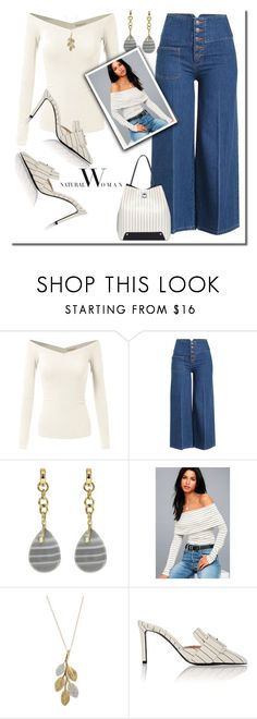 """"""""""" You Do Not Find The Happy Life You Make It """""""" by polymeme ❤ liked on Polyvore featuring Marc Jacobs, Valentin Magro, LULUS, Altuzarra and Fiorelli"""