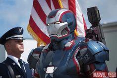 Iron Patriot - Iron Man 3
