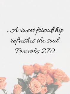 Friends Bible Verse, Happy Bible Verses, Bible Verses About Beauty, Bible Quotes About Love, Love Scriptures, Inspirational Bible Quotes, Bible Verses Quotes, Love Verses From The Bible, Proverbs Bible Quotes