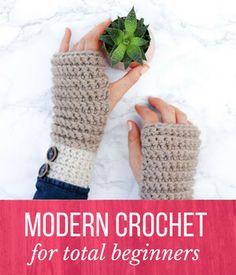 Crochet 101 video course
