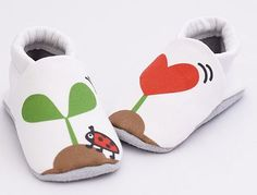 Capačky Love sprout - First Baby Shoes
