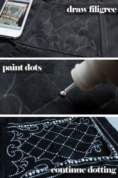 DIY Balmain Inspired Baroque Dress - Chictopia