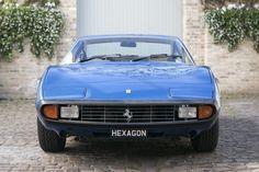 Ferrari 365 GTC-4 Coupe 1972 | Hexagon