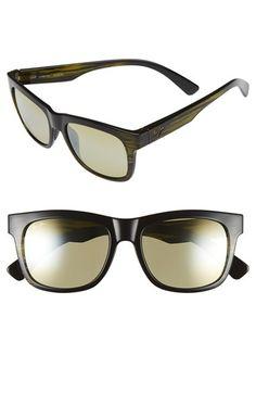 04a3c7e13c7667 Maui Jim Snapback 53mm PolarizedPlus2® Sunglasses   Nordstrom