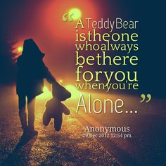 quotes about teddy bears - Google Search