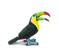 TOUCAN Replica # 264129 ~ New for 2015! ~ FREE SHIP/USA  w/ $25+ SAFARI Products