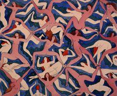 Born to be Wilde — incieo: Emanuel Frinta, Bez Prague City, Motifs Textiles, City Gallery, Baroque Art, Modern Wall Art, Woman Painting, Erotic Art, Surface Design, Fine Art Paper
