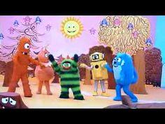 Sunshine is Here - Yo Gabba Gabba Cover - YouTube