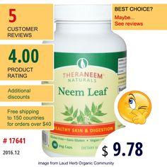 Organix South #OrganixSouth #Herbs #Neem