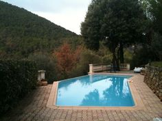 France - mediterranean - pool