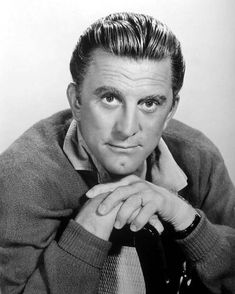 Today actor Kirk Douglas turns 97. Do you remember watching him on the big screen?