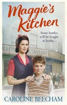 How Much Research Went Into Maggie's Kitchen by Caroline Beecham + Giveaway (Open Internationally!) (Books à la Mode) Film Music Books, Audio Books, Every Day Book, This Book, Saga, Dig For Victory, British Restaurants, Used Textbooks, Book Sites
